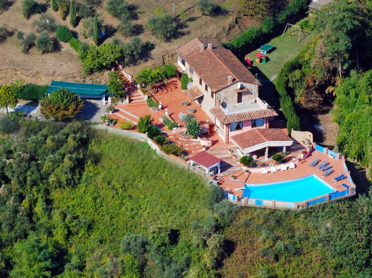 Kupte si vilu v Itálii