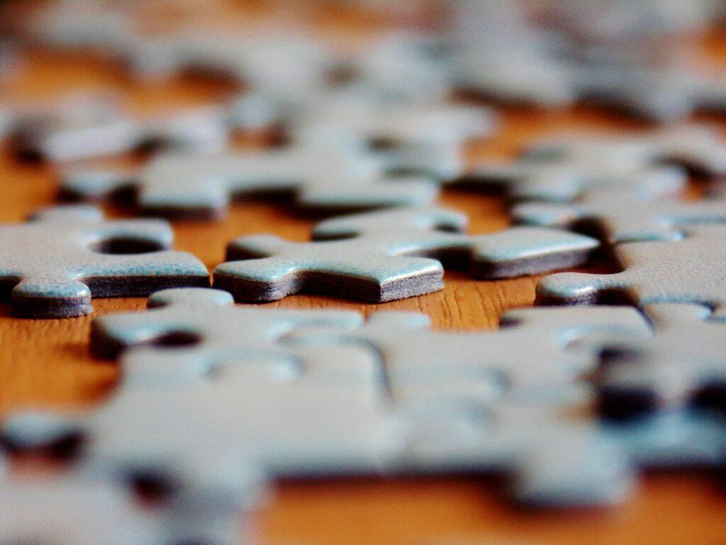 Puzzle je skvělá zábava pro všechny věkové kategorie