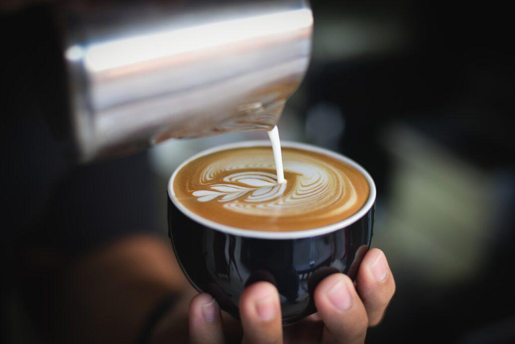 Objevte kouzlo a chuť čerstvě upražených kávových zrnek